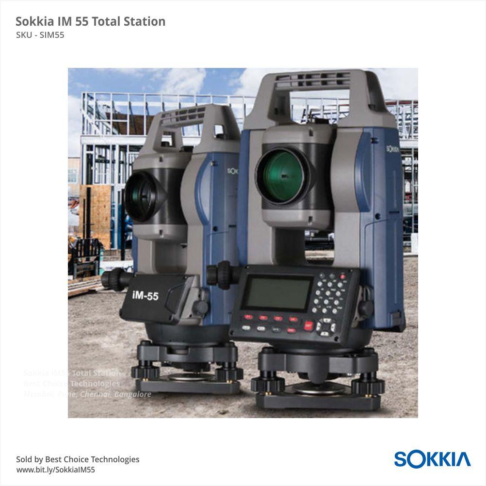 Sokkia iM 55 Total Station – 1 Year Warranty Free Shipping  Mumbai